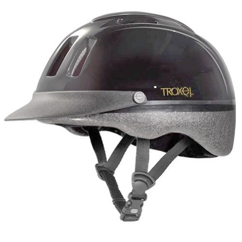 Troxel Sport Helmet, Black, (Horse Helmet)