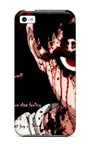 Tpu Shockproof/dirt-proof Naruto For Desktop Background Cover Case For Iphone(5c)