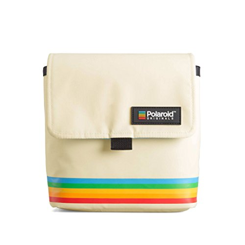 Polaroid Originals Box Camera Bag, White (White Camera Bag)