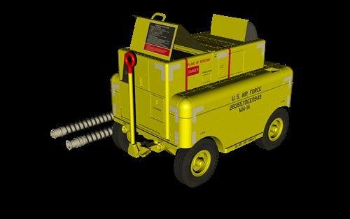 CMK 8054-Model Accessory Ma/USAF Start Cart