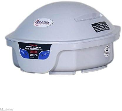 Microtek EMT 0790 90V 300V Voltage Stabilizer for LED TV Upto 32  + DTH Stabilizers