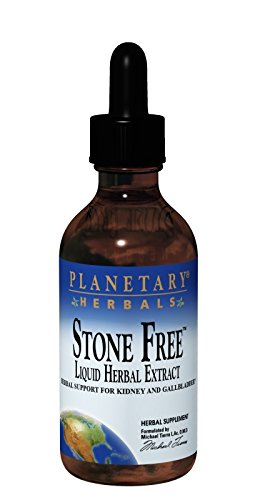 Planetary Herbals Stone Free Liquid Extract Supplement – 4 oz