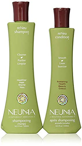 Numa reNeu Shampoo 10.1oz Conditioner 8.5oz Set