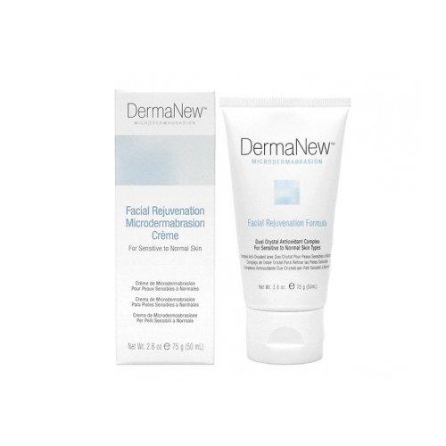 DermaNew Facial Rejuvenation Microdermabrasion Creme 2.6 oz.