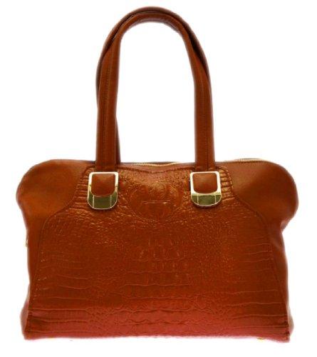 Womens New Shoulder Bag Girly Handbags Collection Snake Skin Design Fashion Vintage Colors Handles