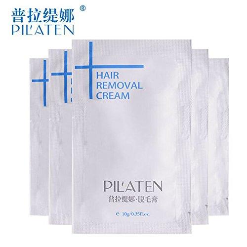 Baisidai PILATEN Painless Depilatory Hair Removal Cream Body Leg Armpit (20PCS)