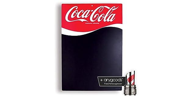 Coca Cola fewa Publicidad Pizarra Gastro Bar Decoración ...