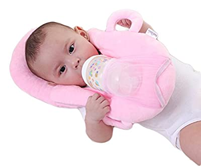Icemaris Multifunctional Portable Breastfeeding Pillow Self-Feeding Baby Pillow
