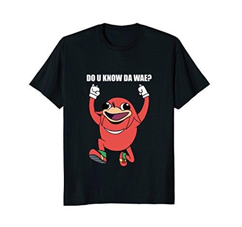 Ugandan Meme Warrior Tribe Shirt Do U Know Da Wae Funny - Do Ma