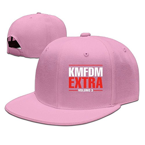MaNeg KMFDM Unisex Fashion Cool Adjustable Snapback Baseball Cap Hat One Size - Store Dior Miami