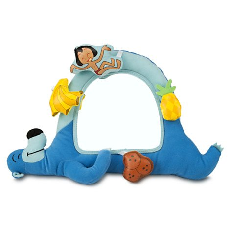 UPC 724716416770, Disney Jungle Book Activity Mirror for Baby