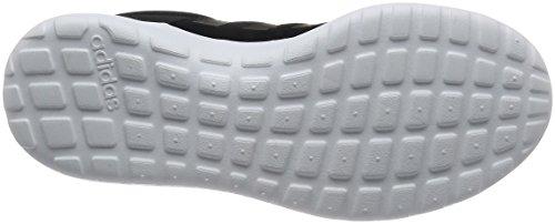 adidas Cloudfoam Lite Racer W, Zapatilla de Deporte Baja del Cuello para Mujer, Azul (Onicla/Negbas/Brisol), 36 EU
