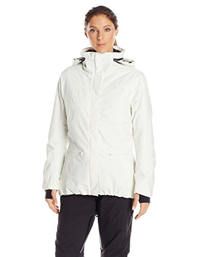 Helly Hansen Women's Kate Jacket, Off White, X-Large