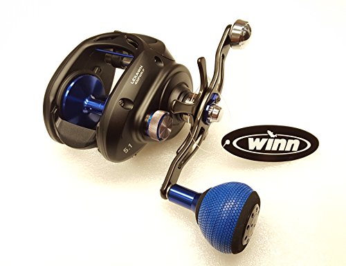 Daiwa LEXA-WN400PWR-P Lexa Type WN Casting Reel, 400, for sale  Delivered anywhere in USA