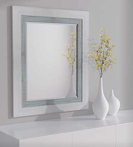 LND Reflections - Framed Beveled Mirror - 30