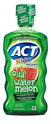 ACT Kids Anticavity Fluoride