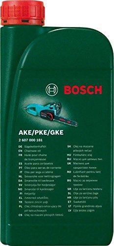 30 opinioni per Bosch Accessori Per Sega A Catena Olio per seghe a catena (1 litro)