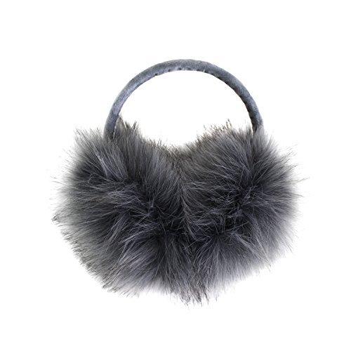 Fur Ear Muffs - 8