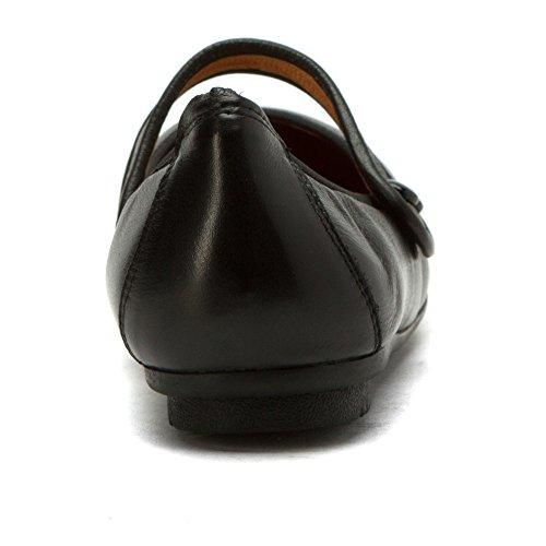 Josef Seibel Womens Pippa 27 Flats Shoes Nero