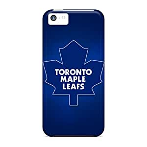 Nice-cheap-cases Iphone 5c Scratch Resistant Hard Cell-phone Case Customized High-definition Toronto Maple Leafs Series [LJq7896Drsg]
