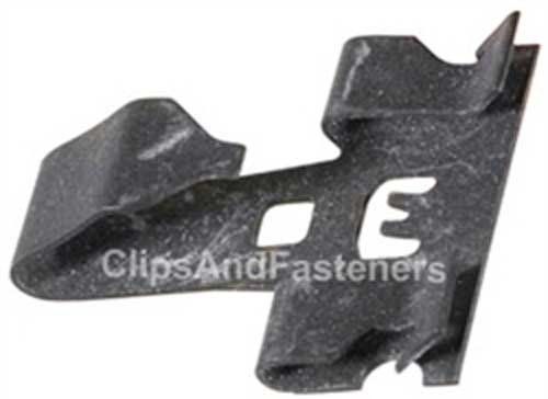 Panel Door Front Interior Trim (10 GM Front Door Interior Trim & Instrument Panel Clips)