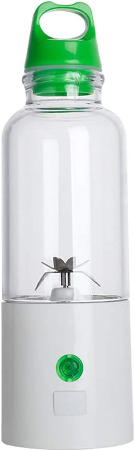 Personal Blender Portable Juicer Cup/Electric Fruit Mixer/USB Juice Blender, Rechargeable, 500mL