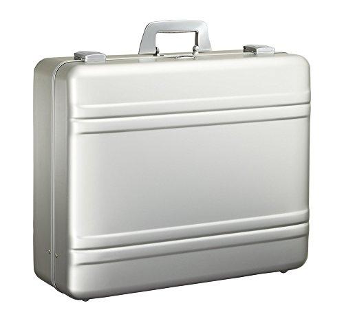 Zero Halliburton Large Aluminum Camera Case in Silver