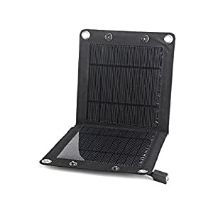 Lightweight Lasting Life 6W Water Resistant Design Folding Solar Panel for Samsung Nokia Sony HTC etc