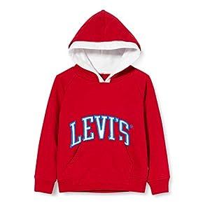 Levi's Boy's Lvb Varsity Pullover 8ea990 Sweater