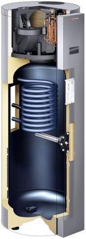 Viessmann Vitocal 262-A Typ T2H Warmwasser W/ärmepumpe Solarw/ärmetauscher