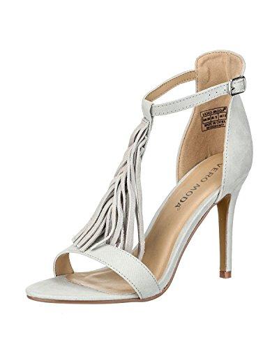 Vero Moda Sandal Sandalias Mujer beis tobillo Vmelisabeth de 1FPr7qn1H