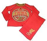 Liverpool Football Club Big Boy's Pyjamas Long Sleeve Top & Bottoms 5-6 Years