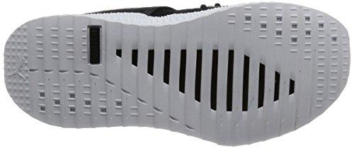 Puma - Zapatillas de skateboarding para hombre multicolor Black White