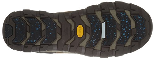 Caterpillar Mens Stiction Hiker Hiking Boot Brown Sugar