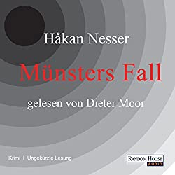 Münsters Fall (Kommissar Van Veeteren 6)