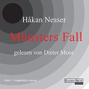 Münsters Fall (Kommissar Van Veeteren 6) Hörbuch