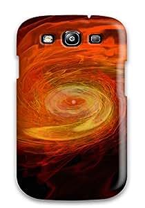 Unique Design Galaxy S3 Durable Tpu Case Cover Space