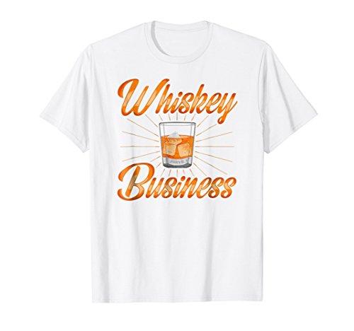 - Whiskey Business T Shirt Funny Sunshine and Whiskey Shirt