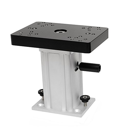 Cannon Aluminum Swivel Base Pedestal Mount