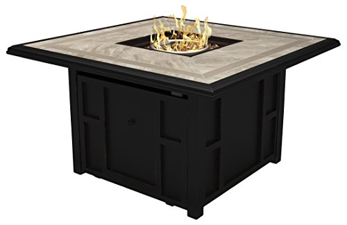 Cheap  Ashley Furniture Signature Design - Chestnut Ridge Outdoor Square Fire Pit Table..