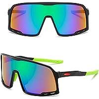 Óculos De Sol Esportivo Masculino Feminino Ciclismo Preto