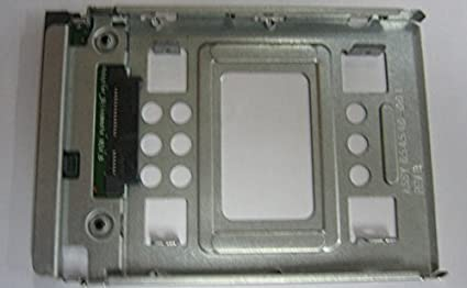 "2.5/"" SSD TO 3.5/"" SATA Converter Hard Drive Bay Tray 654540-001+Dell F238F Caddy"