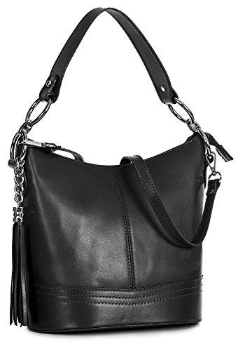 Noir Sacoches femme Shop Big Handbag YwTqZ7wxI