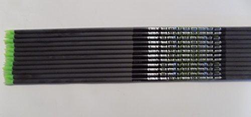 - Carbon Express Predator II 6075 Carbon Arrow Shafts 1 Dz.