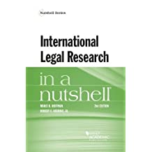 International Legal Research in a Nutshell