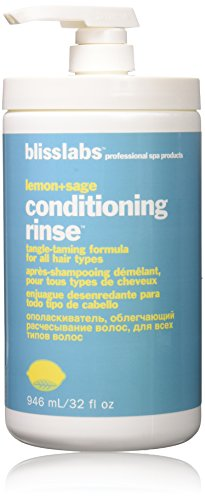 bliss Lemon + Sage Conditioning Rinse, 32 oz.