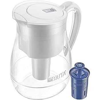 Brita 36398 Monterey, 10 Cup, White