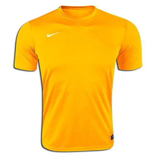 Nike Soccer Uniform Jersey: Nike Tiempo II Replica Soccer Jersey Yellow - Soccer Uniforms Replica