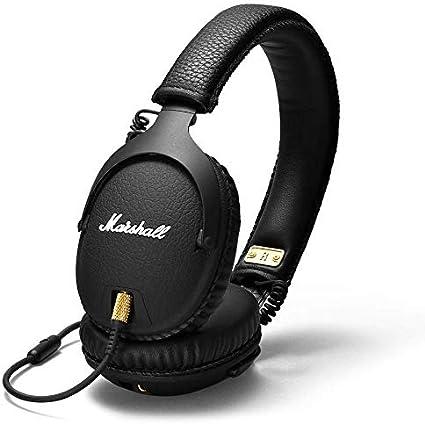 2018 New Marshall Monitor Bluetooth Headset Bass Mic Genuin Wireless Headphones