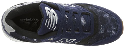 Nuove Nero Di 530 Equilibrio Donne Pigmento top Low Sneakers ppwqIz1